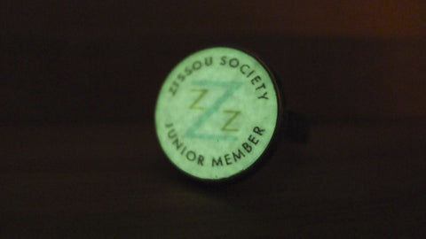 Team Zissou Glow in the Dark Ring