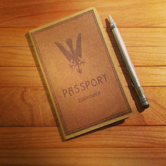The Grand Budapest Hotel Moleskin Passport Notebook