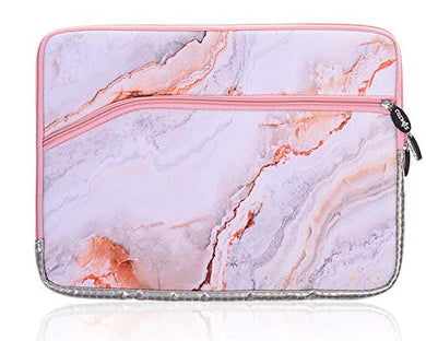 Macbook Sleeve - Marble Collection - Pink Marble Sleeve