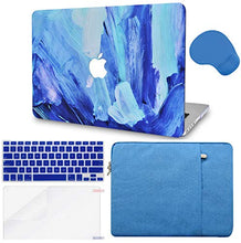 Load image into Gallery viewer, Macbook Case 5 in 1 Bundle - Paint Collection - Oil Paint 5 with Sleeve, Keyboard Cover, Screen Protector and Mouse Pad