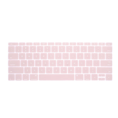 Macbook US/CA Keyboard Cover - Color Collection - Rose Quartz