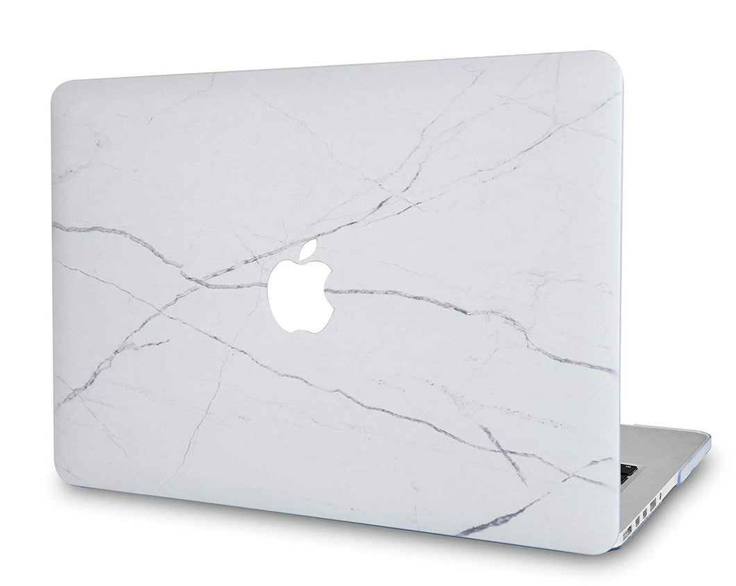 Macbook Case - Marble Collection - Taupe Marble