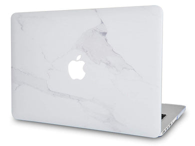 Macbook Case - Marble Collection - Atlantic Marble