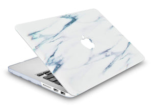 Macbook Case - Marble Collection - Crystal Marble