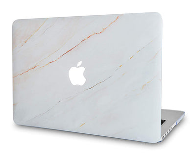 Macbook Case - Marble Collection - Gradient Marble