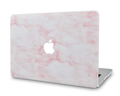 Macbook Case - Marble Collection - Pinky Marble