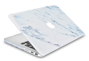 Macbook Case - Marble Collection - Alabastrine Marble