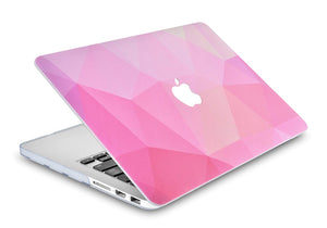 Macbook Case - Color Collection - Pink Diamond