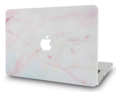 Macbook Case - Marble Collection - Pink Marble