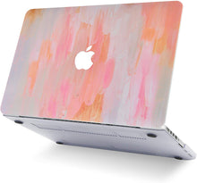 Load image into Gallery viewer, Macbook Case Bundle - Paint Collection - Mist 13 with Keyboard Cover and Screen Protector