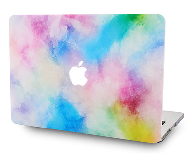 Macbook Case - Paint Collection - Mist 5