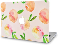 Load image into Gallery viewer, Macbook Case Bundle - Paint Collection - Orange with Keyboard Cover and Screen Protector