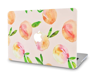 Macbook Case - Paint Collection - Orange