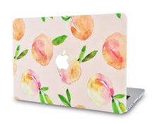 Load image into Gallery viewer, Macbook Case Bundle - Paint Collection - Orange with Keyboard Cover