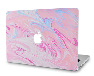 Macbook Case - Paint Collection - Mist 11