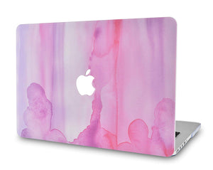 Macbook Case - Paint Collection - Mist 14
