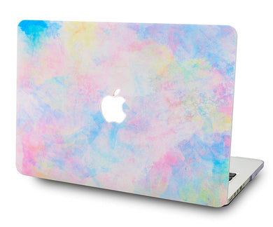 Macbook Case - Paint Collection - Mist 3