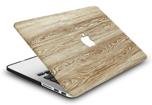 Macbook Case - Wood Collection - Wood 3
