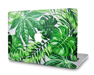 Macbook Case - Flower Collection - Broadleaf Forest