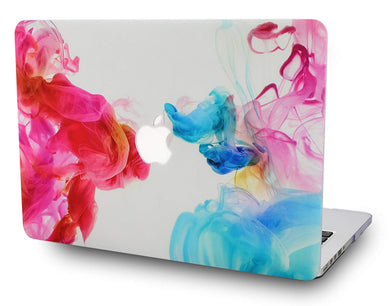 Macbook Case - Paint Collection - Oil Paint