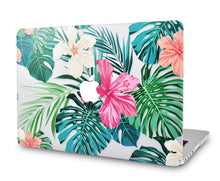 Load image into Gallery viewer, Macbook Case - Flower Collection - Tropical Flowers