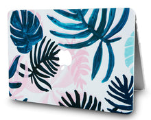 Load image into Gallery viewer, Macbook Case - Flower Collection - Tropical Leaves