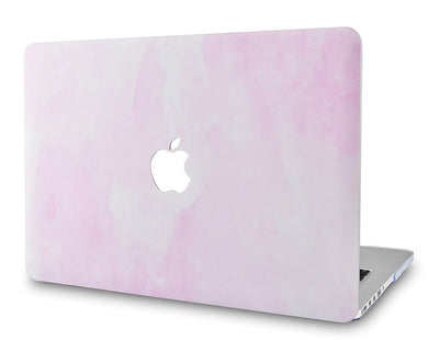 Macbook Case - Paint Collection - Purple Mist