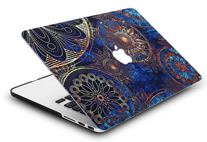 Macbook Case - Paint Collection - Bohemian Pattern