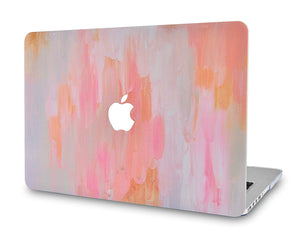 Macbook Case - Paint Collection - Mist 13