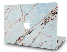 Load image into Gallery viewer, Macbook Case - Marble Collection - Granite Marble