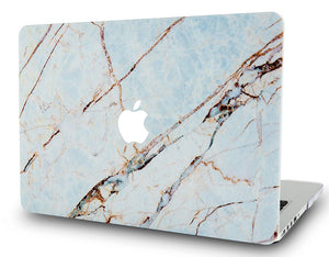 Macbook Case - Marble Collection - Granite Marble
