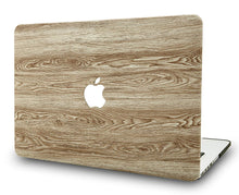 Load image into Gallery viewer, Macbook Case - Wood Collection - Wood 3