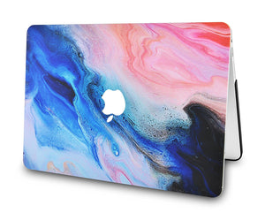 Macbook Case - Paint Collection - Oil Paint 4