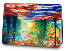 Load image into Gallery viewer, Macbook Case - Paint Collection - Park