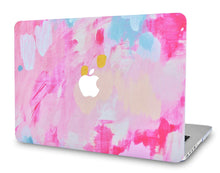 Load image into Gallery viewer, Macbook Case - Paint Collection - Pink Mist 2