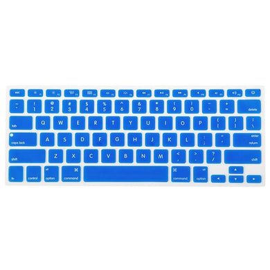 Macbook US/CA Keyboard Cover - Color Collection - Blue