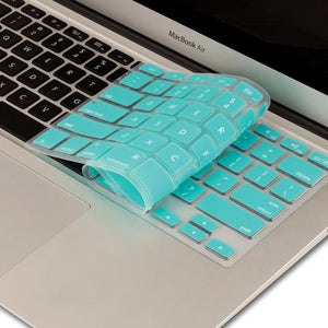 Macbook US/CA Keyboard Cover - Color Collection - Mint Green