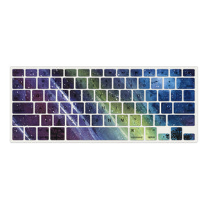 Macbook Case - Color Collection - Meteor shower with Matching Keyboard Cover ,Screen Protector ,Sleeve