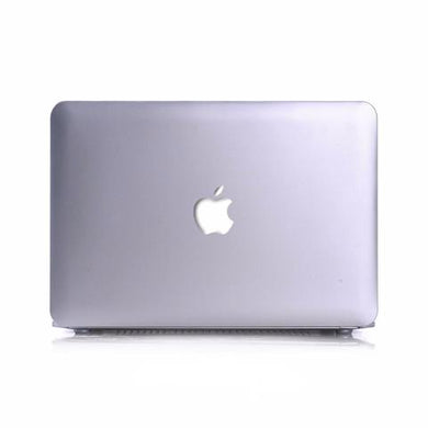 Macbook Case - Color Collection -  Silver