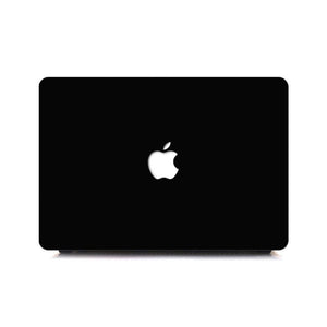 Macbook Case - Color Collection - Black