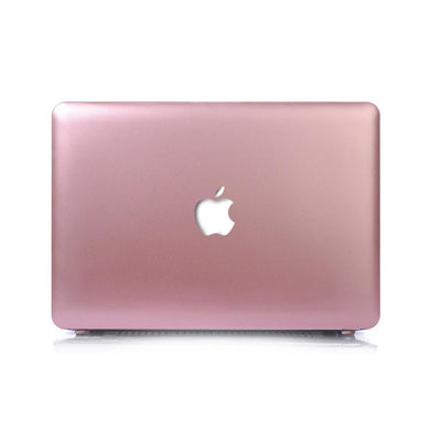 Macbook Case - Color Collection - Rose Gold