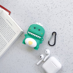 AirPod Case - Color Collection - Cartoon Pattern Animals