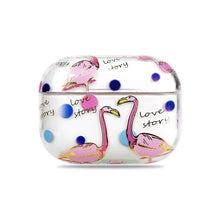 Load image into Gallery viewer, Airpod Pro 3 Case - Transparent with Pattern