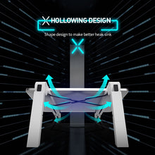 Load image into Gallery viewer, Laptop Stand - Lightweight Laptop Cooling Foldable Laptop Holder