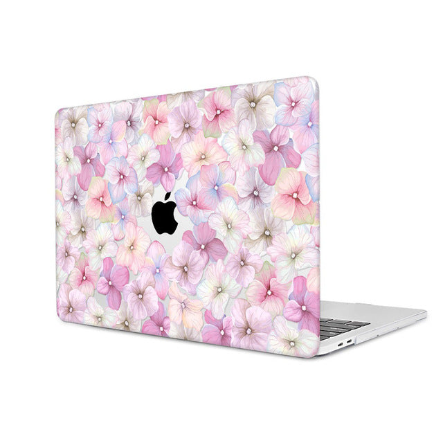 Macbook Case - Floral Collection - Asiatic Lily