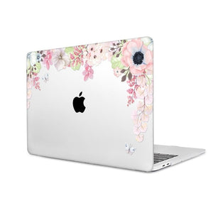 Macbook Case - Floral Collection - Amaryllis