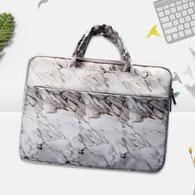 Load image into Gallery viewer, Macbook / Surface Laptop Sleeve - Marble Collection - White Marble