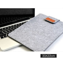 Load image into Gallery viewer, Macbook / Laptop Wool Felt Sleeve