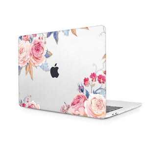 Macbook Case - Floral Collection - Linnea