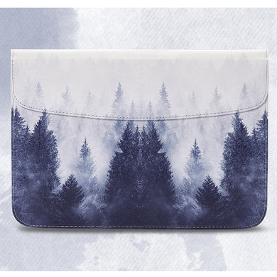 Macbook Sleeve - Paint Collection - Jungle